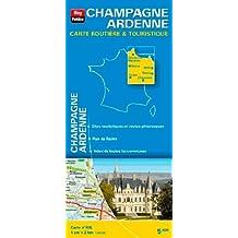 Champagne Ardenne : 1/200 000