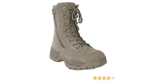 Mil Tec Tactical Boot Two Zip foliage Gr.13: Sport & Freizeit