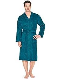 WEWO Fashion Damen / Herren Unisex Bademantel / Kimono # 3005