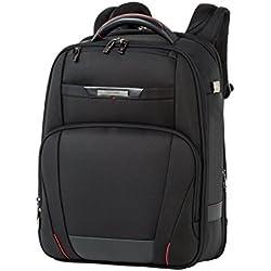 SAMSONITE PRO-DLX 5 - Sac à dos Extensible 15.6'' Laptop - 21/26L, Magnetic Grey