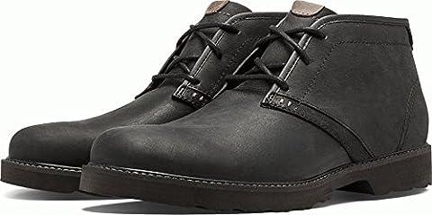 Dunham REVdash Chukka Boots (18 M, Black)