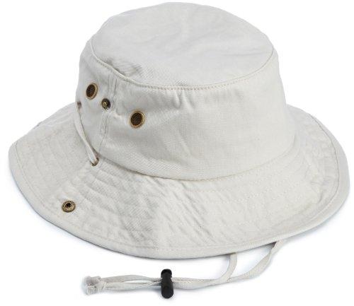 Seirus Innovationen Schnellsuche Shade Safari-Hut mit UV-Schutz für Kopf, Gesicht und Hals (Tan Solide, Large / X-Large) -
