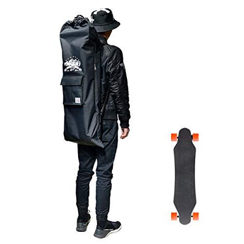 Grist CC Skateboard Rucksack Backpack Unisex Viele Fächer und Taschen Drucksack 105 * 40 cm / 41 * 15.7 In (Penny Skateboard Tasche)