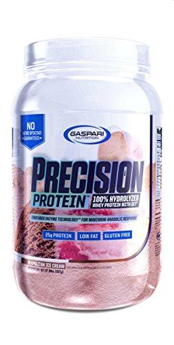 Gaspari Nutrition Proteine Isolate e Idrolizzate Precision Neapolitan 2Lb - 1.101 kg - 41gLIF3QyKL