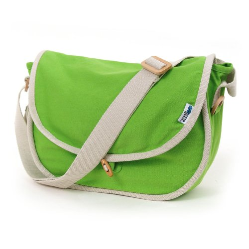 ecogear-gorilla-childrens-messenger-bag-green