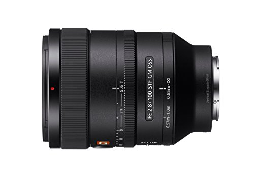 Sony FE 100 mm f/2,8 STF GM (SEL-100F28GM) Objektiv