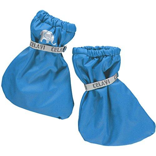 CeLaVi CeLaVi Füßlinge / Footies Babys blau Onesize