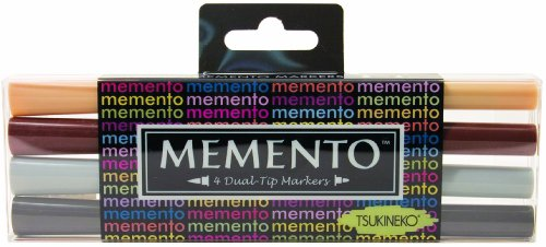 memento-marqueurs-a-double-pointe-4-pkg-stone-mountain