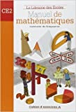 Manuel de mathématiques CE2 : Cahier d'exercices A de Caroline Guény,Benjamin Verdier,Philippe Gady (Illustrations) ( 5 mai 2009 )