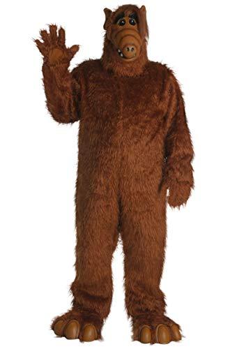 Plus Size Alf Fancy Dress Costume 3X (Alf Kostüm Maske)