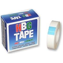 Cinta de peluca Toupee Cinta adhesiva (transparente, vestido cinta, cuerpo cinta) 5metros de longitud
