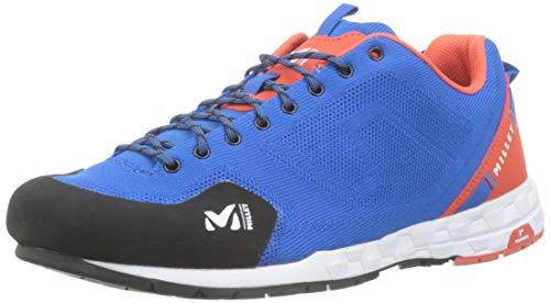 MILLET Herren Amuri Knit M Mountainbike Schuhe, Blau (Electric Blue 2909), 42 2/3 EU