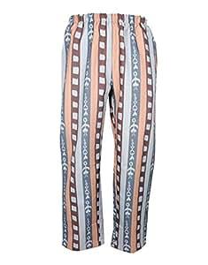 Big Lebowski Dude Pantalon pour homme Style Pantalon taille moyenne, 27–32, longueur :  42 cm