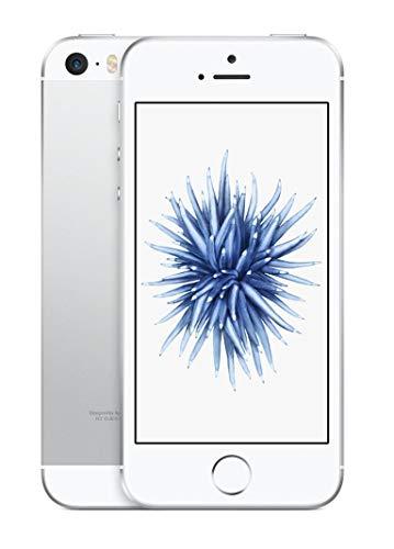 Apple iPhone SE Argent 64GB Smartphone Débloqué (Reconditionné)