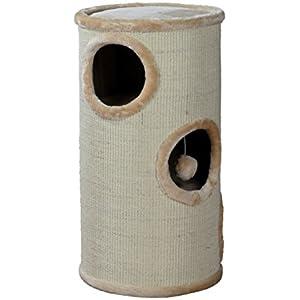 Trixie 4330 Cat Tower, ø 36 cm/70 cm, beige