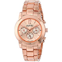 August Steiner Reloj de cuarzo Woman AS8087RG Rosado 38 mm38 mm x 38 mm