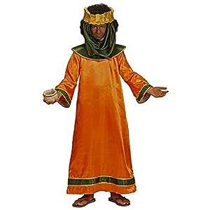 WIDMAN Rey Bíblico - Disfraz Infantil - Medium - Edad 8-10 -140cm