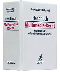 Handbuch Multimedia-Recht: Rechtsfragen des elektronischen Geschäftsverkehrs - Grundwerk zur Fortsetzung (min. 3 Ergänzungslieferungen) - Rechtsstand: Juni 2015