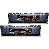 32GB G.Skill Flare X DDR4 2933 MHz PC4-23400 para AMD Ryzen CL14 Dual Channel Kit (2x16GB)