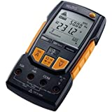 TESTO760-2 Digital multimeter V DC0,1m÷600V V AC0,1m÷600V True RMS TESTO