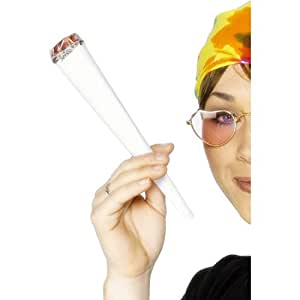 Faux joint géant grand joint méga joint pour déguisement hippie accessoire farce et attrapes