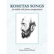 Komitas Songs For Duduk With Piano Accompaniment