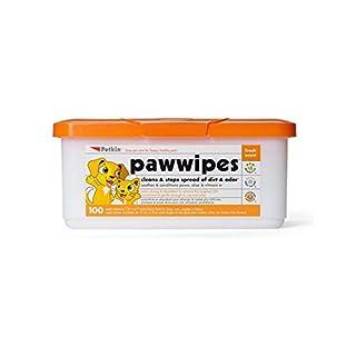 Petkin Paw Wipes 100 '