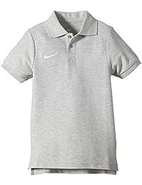 Nike Junior Express Core Polo XL Gris / Blanco (Grey Heather/White)