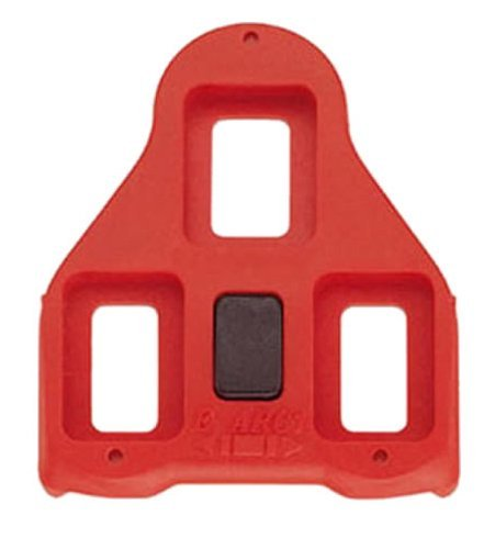 Preisvergleich Produktbild Set Pedal Spance Straße Automatisch LOOK System 9 Gradige Mobilität rot