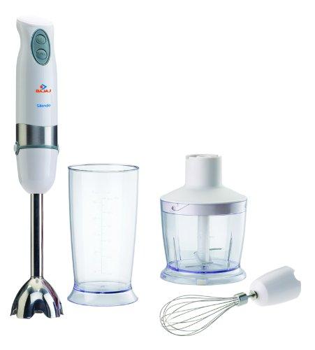 Bajaj Silenico 500-watt Hand Blender