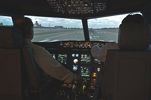 Flugsimulator Airbus – 30 Minuten in Köln