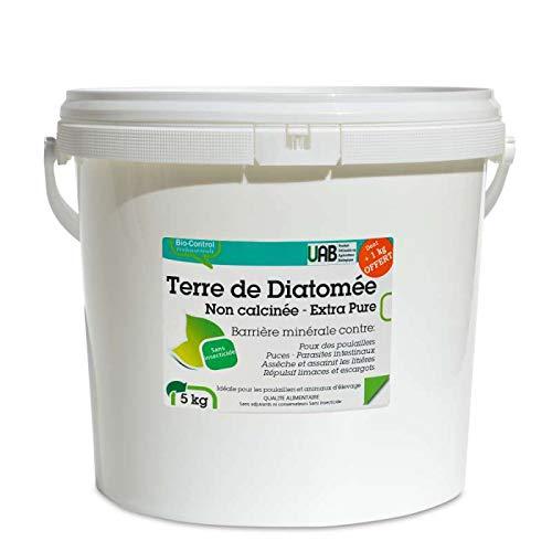 Agro senso-terra di diatomee alimentare speciale galline e allevamento. 5kg