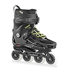 Rollerblade Herren Inlineskate Twister 80, Black/Grey, 36.5, 07505400 775