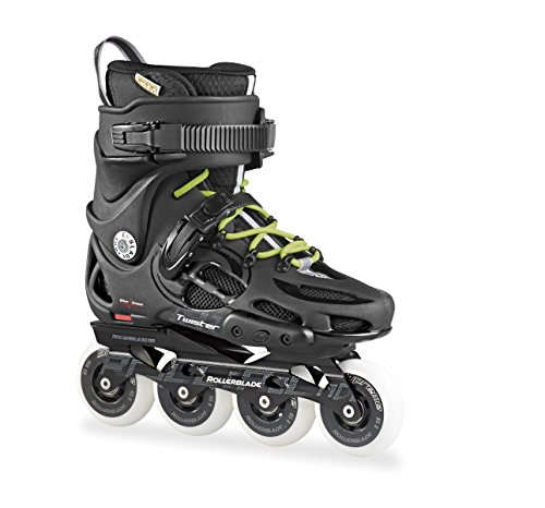 rollerblade-twister-80-patin-en-linea-unisex-adulto-color-negro-black-grey-talla-44