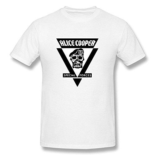 Men's Alice Cooper Special Forces T-shirt Medium