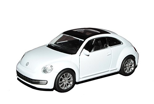 vw-beetle-new-coupe-ab-2011-weiss-ca-1-43-1-36-1-46-welly-modell-auto-mit-individiuellem-wunschkennz