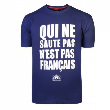 Nations of football t-shirt supporter france homme xxl