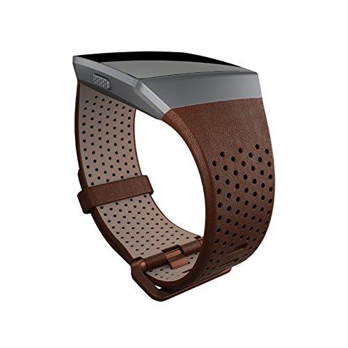 Zoom IMG-2 fitbit ionic braccialetto in pelle