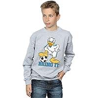 Disney Boys Donald Duck Bring It Sweatshirt