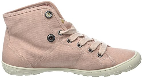 PLDM by Palladium Gaetane Twl, Damen High-Top Sneaker Rose (Pale Pink/Griff Print)