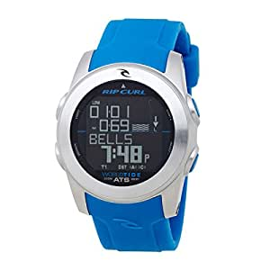 Rip Curl Men's Pipeline World Tide Clock Blue blue Size:Taille Unique