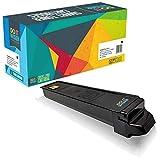 Do it Wiser Kompatibel Toner TK-895K zu Kyocera TK 895 FS C8520MFP FS C8020MFP C8025MFP C8030MFP C8525MFP   TASKalfa 205c 206ci 250c 255c 256ci - Schwarz