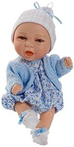 Berjuan - Muñeco bebé (Globalgifts BER203)