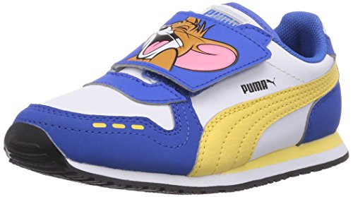 Blau white 01 Jerry strong Sneakers kinder Cabana Blue Tom Unisex Racer amp; snapdragon Puma w8PqgOI