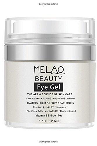 Eye Gel Eye Cream,Puffiness, Dark Circles, Crows Feet Bags, Fine Lines, Under Eye Bags Treatment