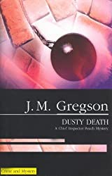 Dusty Death (Inspector Peach Mystery) by J. M. Gregson (2005-01-28)