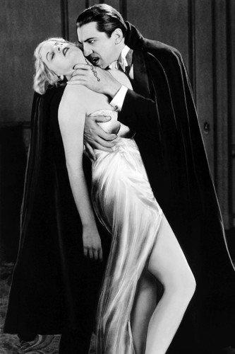 Moviestore Helen Chandler als in dracula 91x60cm Schwarzweiß-Posterdruck