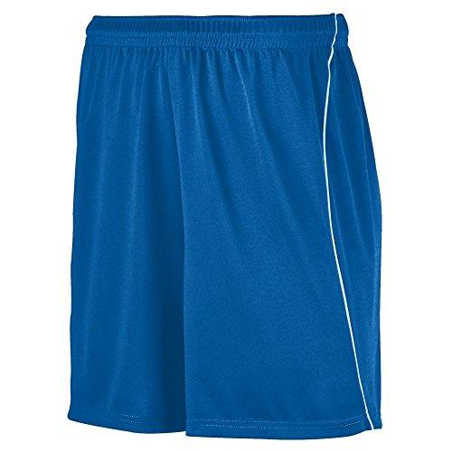 Augusta -  Pantaloncini sportivi  - Uomo Multicolore - Bianco Royal