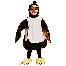 My Other Me - Disfraz unisex Pingüino Peluche, 1-2 años (Viving Costumes 202399)