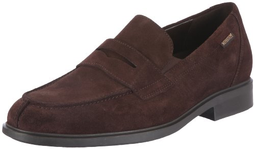 Mephisto - Mocassini, Uomo, Marrone (Braun (DARK BROWN VELOURS 9851)), 41
